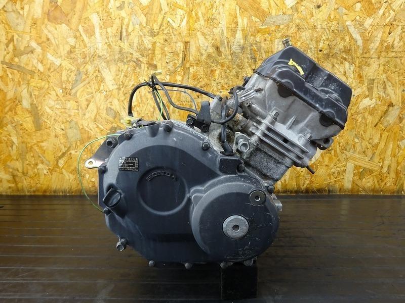 【210706】CBR250RR(MC22-1100)■ 中古エンジン 始動確認後取り外し!! セルモーター ジェネレーター | 中古バイクパーツ通販・買取 ジャンクヤード鳥取 JunkYard