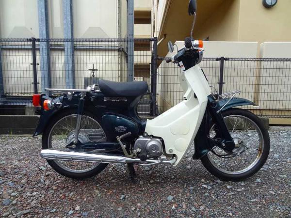 カブ50(C50)☆走行確認済み 低走行車 1,064㎞ 【Cub50 | 中古バイクパーツ通販・買取 ジャンクヤード鳥取 JunkYard