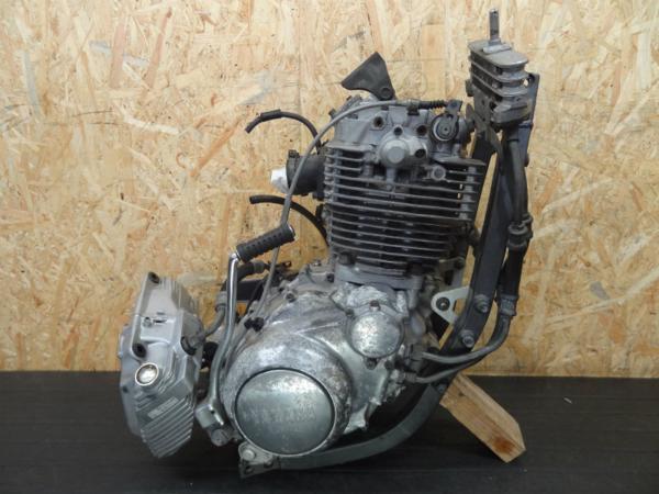 【140715】SRX400(1JL)◇エンジン クランキングOK!! 【SRX-4 | 中古バイクパーツ通販・買取 ジャンクヤード鳥取 JunkYard