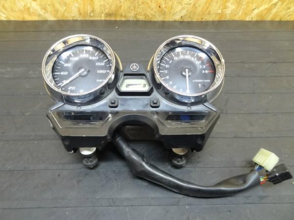 【141205】XJR400R(RH02J)◎メーターユニット 難有 | 中古バイクパーツ通販・買取 ジャンクヤード鳥取 JunkYard