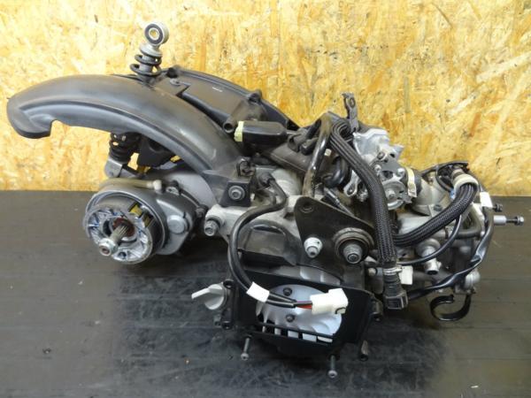 【150417】ジョグ50(SA36J)◎エンジン 始動後取外5264kmSA39J? | 中古バイクパーツ通販・買取 ジャンクヤード鳥取 JunkYard