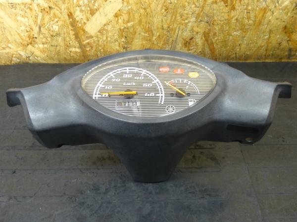 【150417】ジョグ50(SA36J)◎スピードメーター ハンドルカバー | 中古バイクパーツ通販・買取 ジャンクヤード鳥取 JunkYard
