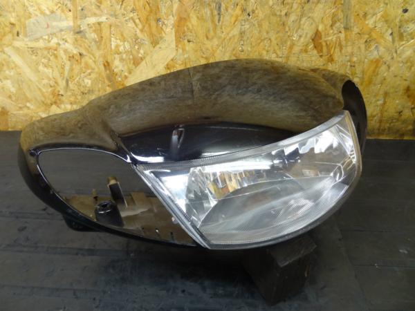 【150417】ジョグ50(SA36J)◎ヘッドライト フロントカウル | 中古バイクパーツ通販・買取 ジャンクヤード鳥取 JunkYard