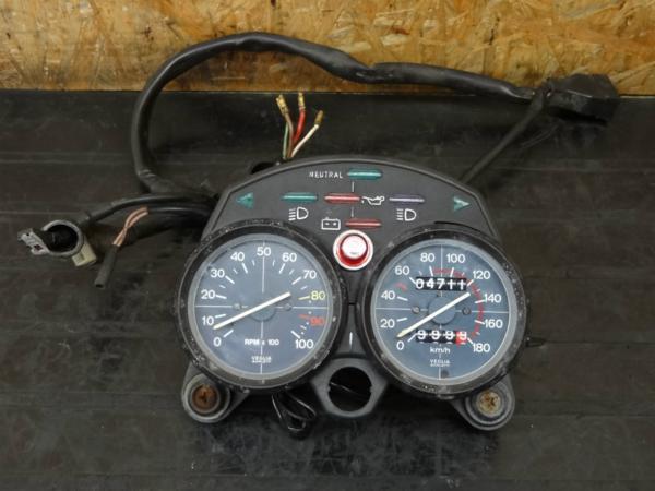 【150513】モトグッチV35イモラ(PC)◇メーターユニット スピード   中古バイクパーツ通販・買取 ジャンクヤード鳥取 JunkYard