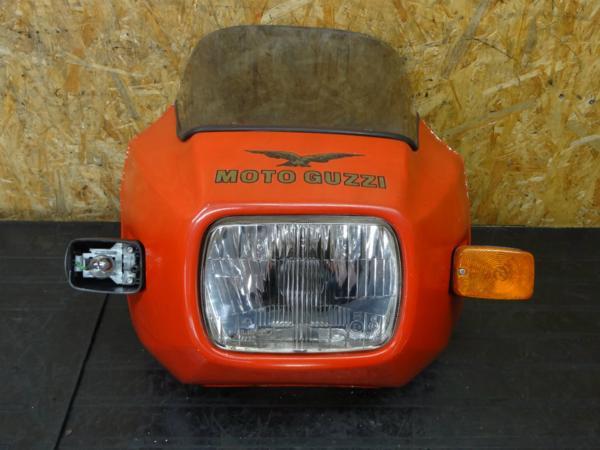 【150513】モトグッチV35イモラ(PC)◇アッパーカウル ライト   中古バイクパーツ通販・買取 ジャンクヤード鳥取 JunkYard
