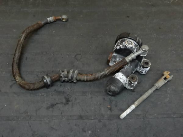 【150708】Z250FT(KZ250A)◇リアブレーキマスター 難有 | 中古バイクパーツ通販・買取 ジャンクヤード鳥取 JunkYard