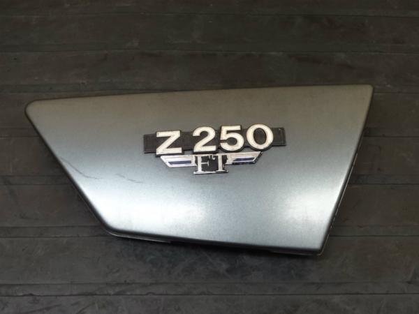 【150708】Z250FT(KZ250A)◇サイドカバー 右 【カウル 外装 | 中古バイクパーツ通販・買取 ジャンクヤード鳥取 JunkYard