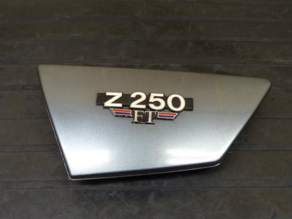 【150708】Z250FT(KZ250A)◇サイドカバー 左 【外装 カウル | 中古バイクパーツ通販・買取 ジャンクヤード鳥取 JunkYard