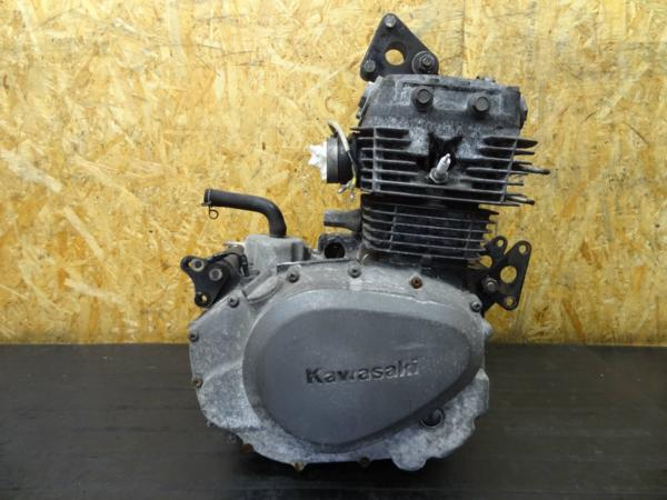 【150708】Z250FT(KZ250A)◇エンジン クランキングOK 部品取に!? | 中古バイクパーツ通販・買取 ジャンクヤード鳥取 JunkYard