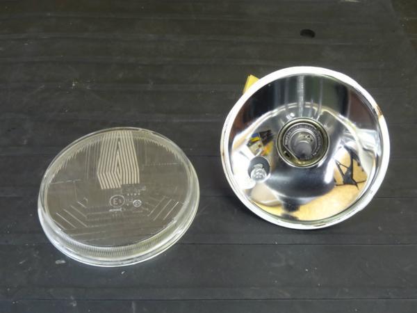 【150912】DR250(SJ41A)◇ヘッドライト CIBIE シビエ 145mm | 中古バイクパーツ通販・買取 ジャンクヤード鳥取 JunkYard