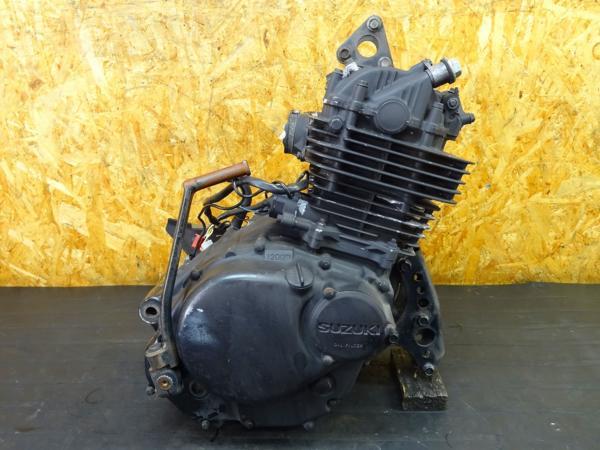 【150912】DR250(SJ41A)◇エンジン クランキングOK! 部品取に? | 中古バイクパーツ通販・買取 ジャンクヤード鳥取 JunkYard