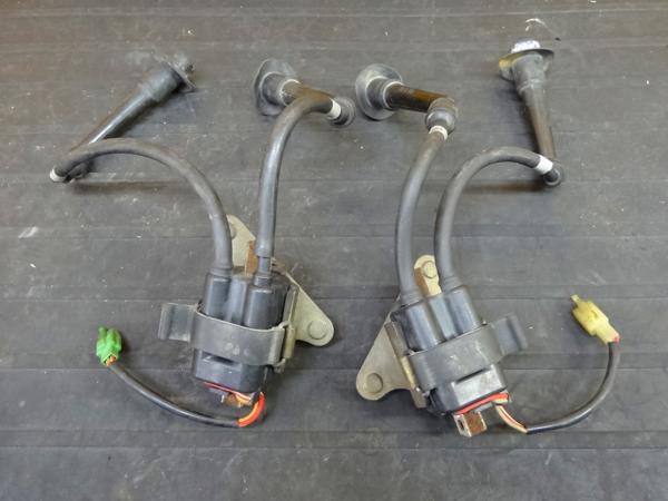 【151002】FZR400RR(3TJ)◎イグニッションコイル IGコイル   中古バイクパーツ通販・買取 ジャンクヤード鳥取 JunkYard