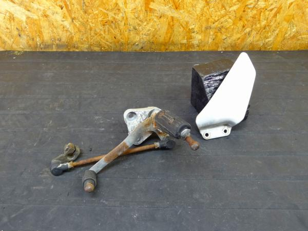 【151002】FZR400RR(3TJ)◎メインステップ左 シフトペダル   中古バイクパーツ通販・買取 ジャンクヤード鳥取 JunkYard
