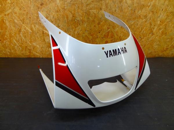 【151002】FZR400RR(3TJ)◎アッパーカウル フロント 外装 美品!?   中古バイクパーツ通販・買取 ジャンクヤード鳥取 JunkYard