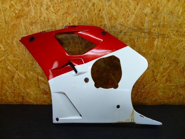 【151002】FZR400RR(3TJ)◎アンダーカウル左 サイド ロア   中古バイクパーツ通販・買取 ジャンクヤード鳥取 JunkYard