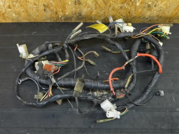 【160121】RZ250R(29L)◇メインハーネス リレー 電装 | 中古バイクパーツ通販・買取 ジャンクヤード鳥取 JunkYard