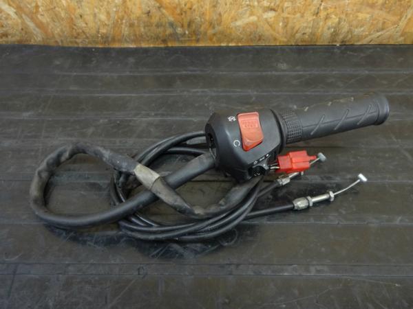 【160517】VFR800(RC46)◇ハンドルスイッチ 右 【'99 逆車 | 中古バイクパーツ通販・買取 ジャンクヤード鳥取 JunkYard