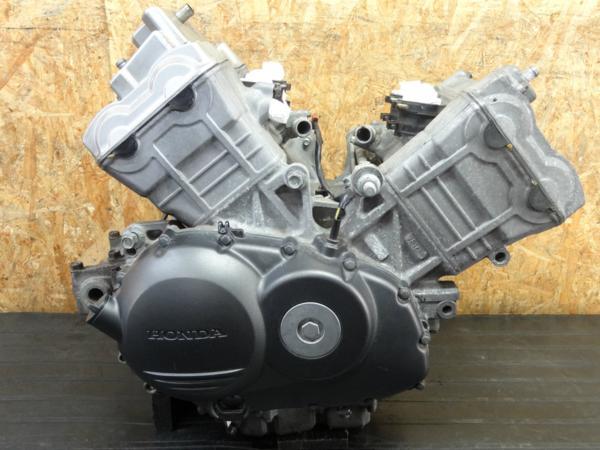 【160517】VFR800(RC46)◇エンジン クランキングOK!!【'99 逆車 | 中古バイクパーツ通販・買取 ジャンクヤード鳥取 JunkYard