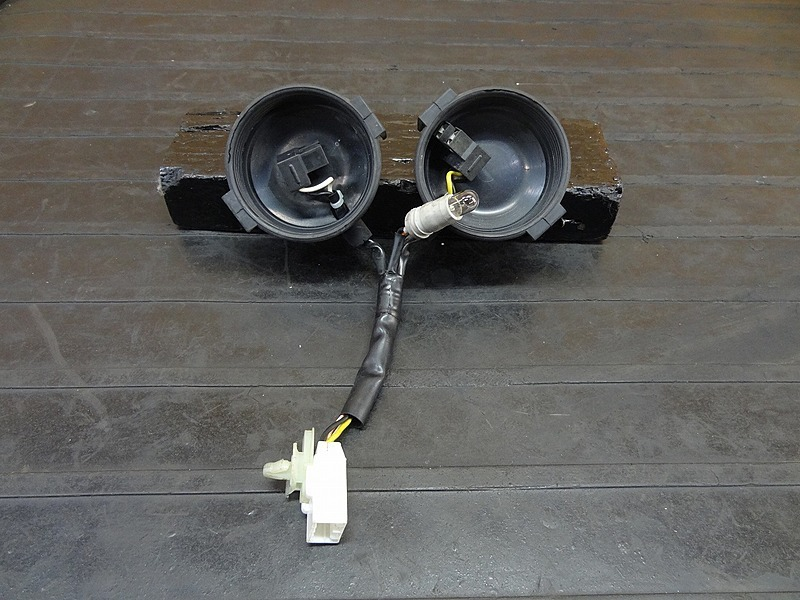 【180831.F】Buell XB9S ライトニング☆ ヘッドライトカプラー ハーネス 【ビューエル   中古バイクパーツ通販・買取 ジャンクヤード鳥取 JunkYard