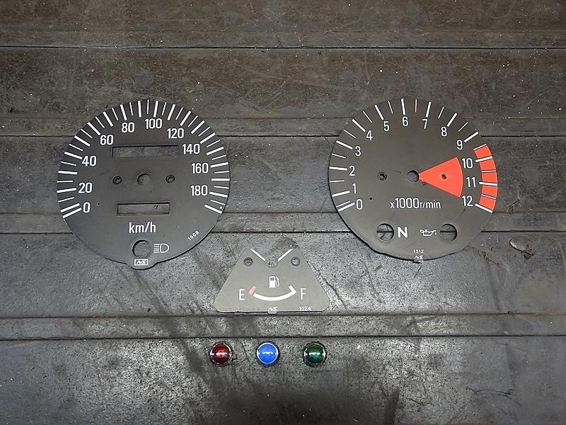 【180913.K】ゼファー1100(ZRT10A)● スピードメーター メーターパネル 【ZEPHYR1100 | 中古バイクパーツ通販・買取 ジャンクヤード鳥取 JunkYard