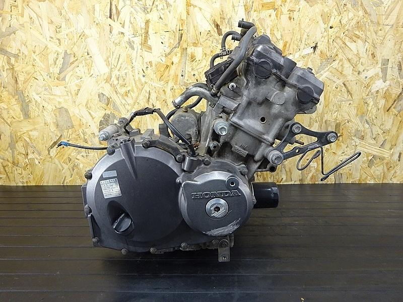 【190311.H】CBR400RR(NC29-1101)★ 中古エンジン 始動確認済み!! ジェネレーター セルモーター インマニ エンジンハンガー | 中古バイクパーツ通販・買取 ジャンクヤード鳥取 JunkYard