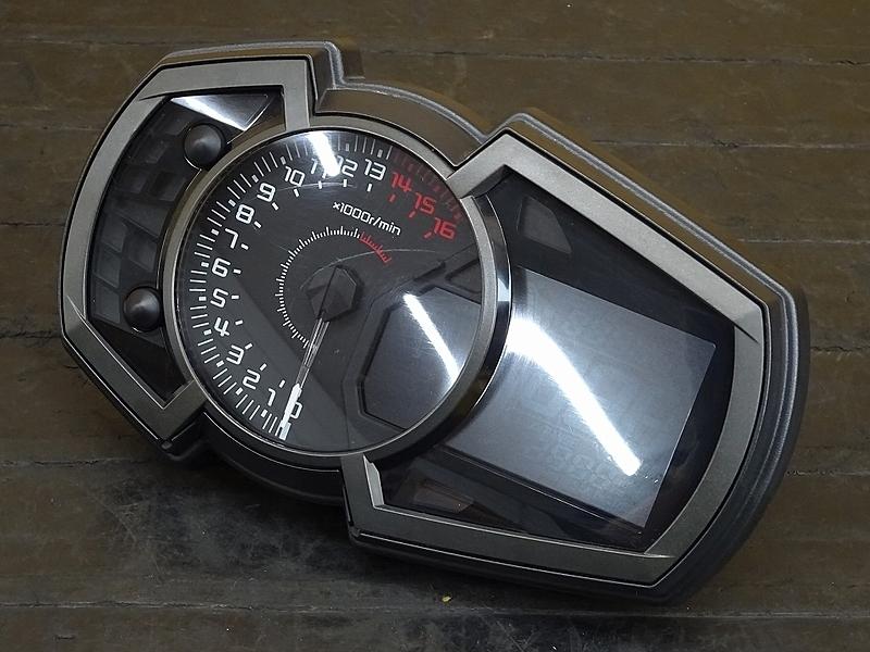 【191015.K】Ninja250(EX250P-A03)★ スピードメーター インジケーターランプ メーター タコメーター 11501㎞ 【NINJA ニンジャ | 中古バイクパーツ通販・買取 ジャンクヤード鳥取 JunkYard