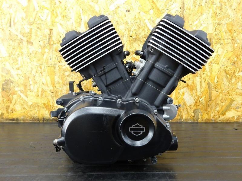 【210318】XG750 ストリート '17■ 中古エンジン 始動確認後取り外し!! オルタネーター セルモーター 【ハーレー | 中古バイクパーツ通販・買取 ジャンクヤード鳥取 JunkYard