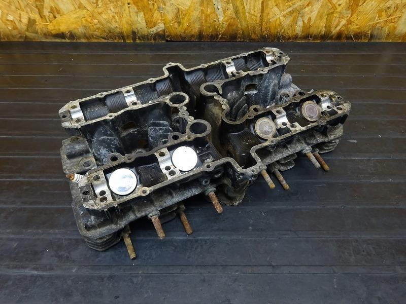【210417】KZ750EE■ シリンダーヘッド ※エンジンパーツ GPZ750(ZX750A)?? | 中古バイクパーツ通販・買取 ジャンクヤード鳥取 JunkYard