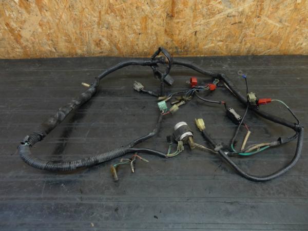 【160701】MVX250F(MC09)◇メインハーネス ケーブル 難有 | 中古バイクパーツ通販・買取 ジャンクヤード鳥取 JunkYard
