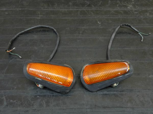【160701】MVX250F(MC09)◇フロントウインカー ウィンカー | 中古バイクパーツ通販・買取 ジャンクヤード鳥取 JunkYard