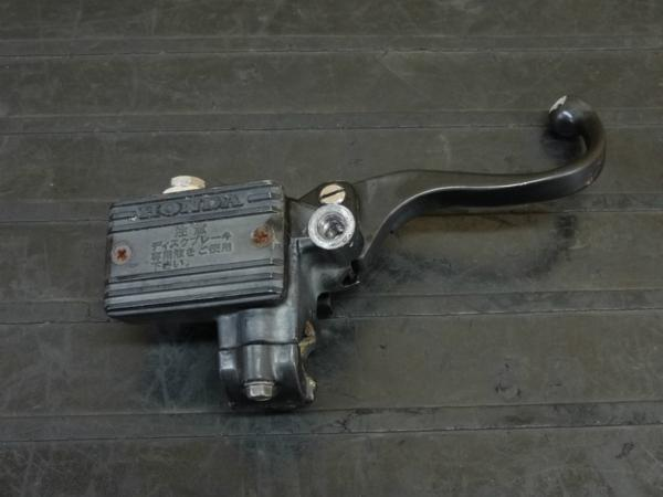 【160701】MVX250F(MC09)◇フロントブレーキマスター 難有 | 中古バイクパーツ通販・買取 ジャンクヤード鳥取 JunkYard