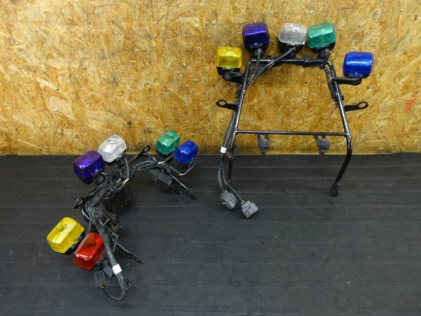 【160916】CB750(RC42)◇教習ランプ ライト 前後 ステー | 中古バイクパーツ通販・買取 ジャンクヤード鳥取 JunkYard