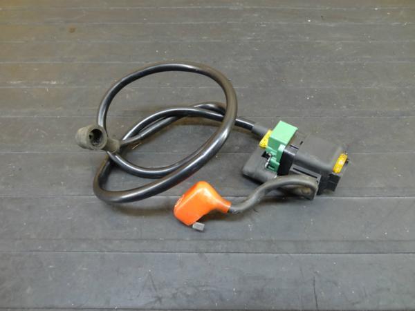 【160928】XR250(MD30)◆スタータースイッチ マグネットスイッチ | 中古バイクパーツ通販・買取 ジャンクヤード鳥取 JunkYard