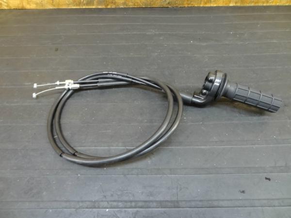 【160928】XR250(MD30)◆スロットルホルダー アクセルワイヤー | 中古バイクパーツ通販・買取 ジャンクヤード鳥取 JunkYard