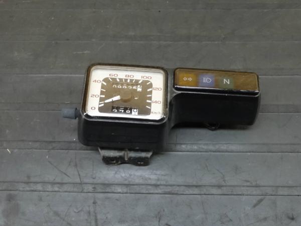 【160928】XR250(MD30)◆メーター スピード/インジ 9,925km | 中古バイクパーツ通販・買取 ジャンクヤード鳥取 JunkYard