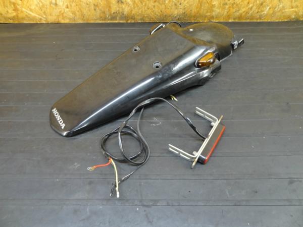 【160928】XR250(MD30)◆リアフェンダー 社外LEDテールランプ | 中古バイクパーツ通販・買取 ジャンクヤード鳥取 JunkYard