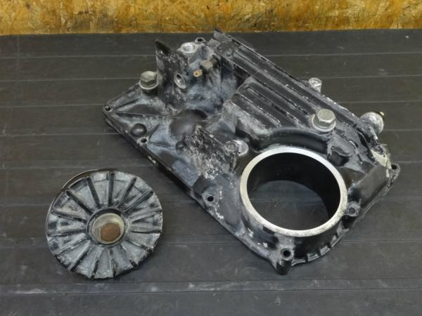【161129】GPZ900R◇オイルパン カバー 【エンジン 逆車 | 中古バイクパーツ通販・買取 ジャンクヤード鳥取 JunkYard