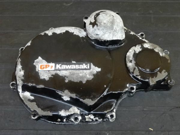【161129】GPZ900R◇エンジンカバー 右 クラッチカバー 【逆車 | 中古バイクパーツ通販・買取 ジャンクヤード鳥取 JunkYard
