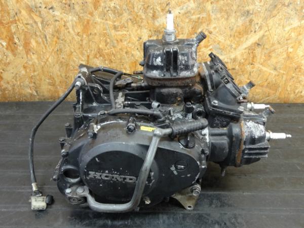 【160701】MVX250F(MC09)◇エンジン クランキングOK!! キック付 | 中古バイクパーツ通販・買取 ジャンクヤード鳥取 JunkYard