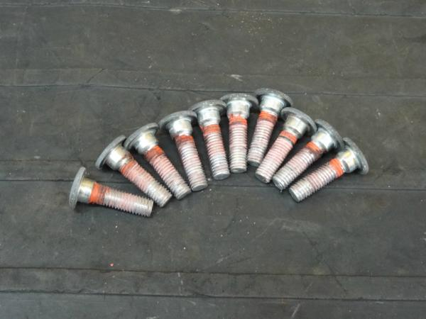 【170530】ZXR400(ZX400H-002)◆フロントディスクボルト 10本 | 中古バイクパーツ通販・買取 ジャンクヤード鳥取 JunkYard