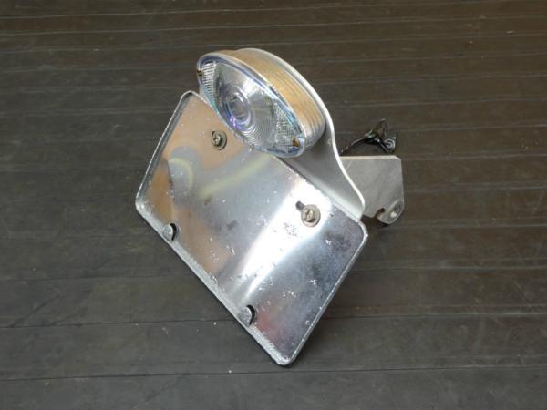 [170611]ドラッグスター400◆社外 POSH/ポッシュ ナンバーホルダー サイドナンバー LEDテールランプ | 中古バイクパーツ通販・買取 ジャンクヤード鳥取 JunkYard