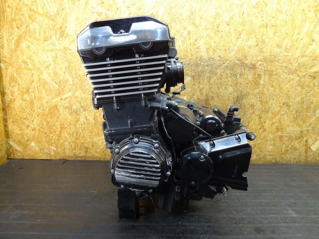 【180213.K】ZRX1100(ZRT10C-006)●実働中古エンジン(走行距離16,062㎞) クラッチ セルモーター ジェネレーター オルタ付 | 中古バイクパーツ通販・買取 ジャンクヤード鳥取 JunkYard