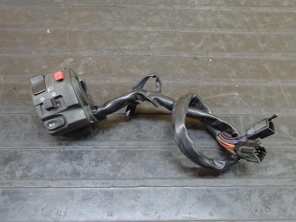 【180213.K】ZRX1100(ZRT10C-006)●ハンドルスイッチ左 スイッチボックス左 | 中古バイクパーツ通販・買取 ジャンクヤード鳥取 JunkYard