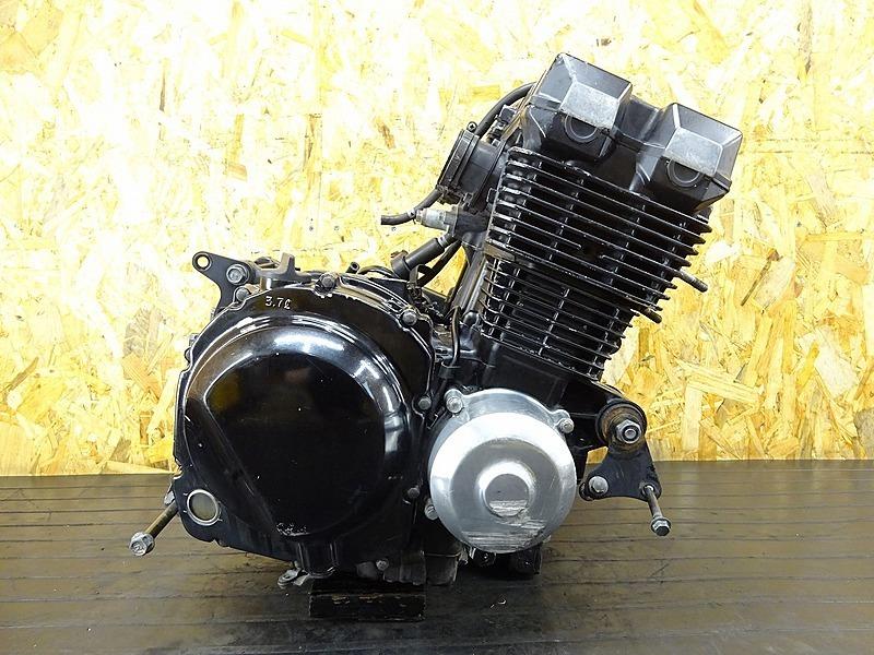 【200512】ZRX-Ⅱ(ZR400E-325)■ 中古エンジン 初爆確認済み!! 通常使用未確認 ジェネレーター 60901㎞ 【ZRX400 後期   中古バイクパーツ通販・買取 ジャンクヤード鳥取 JunkYard
