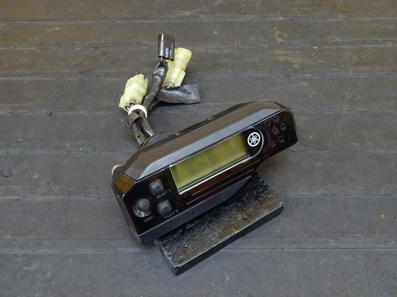 【210608】WR250X(DG15J-000)■ スピードメーター インジケーターランプ 30334㎞ 【WR250R   中古バイクパーツ通販・買取 ジャンクヤード鳥取 JunkYard