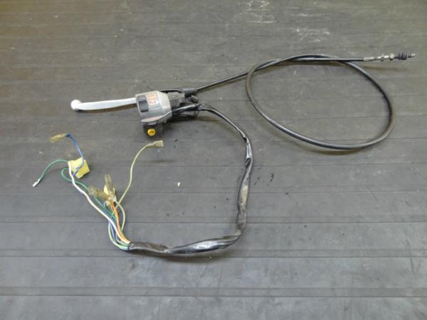【151111】CM125T◆ハンドルスイッチ 左 レバー 12V【CD125T? | 中古バイクパーツ通販・買取 ジャンクヤード鳥取 JunkYard