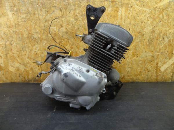 【151111】CM125T◆エンジン始動確認OK! セル 12V 難有【CD125T? | 中古バイクパーツ通販・買取 ジャンクヤード鳥取 JunkYard