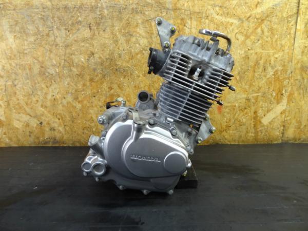 【160217】FTR223(MC34)◆エンジン 始動OK!! エンジンハンガー付 | 中古バイクパーツ通販・買取 ジャンクヤード鳥取 JunkYard