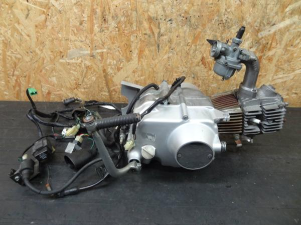 【140823】CL50(CD50)◎ホンダ横型エンジン12V4速キャブ電装   中古バイクパーツ通販・買取 ジャンクヤード鳥取 JunkYard