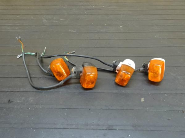 【141025】NSR250R(MC18)◇純正ウインカー 4個 1台分   中古バイクパーツ通販・買取 ジャンクヤード鳥取 JunkYard